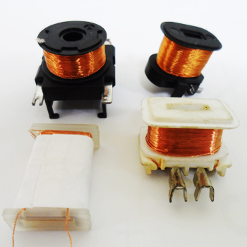 High-Wire High Power Inductor
